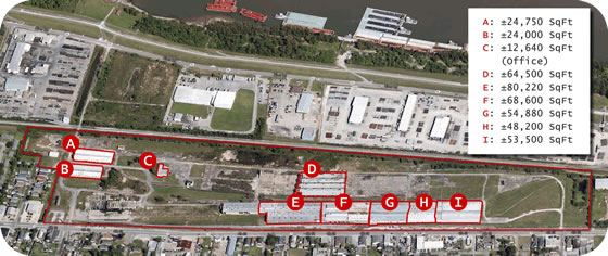 Large Industrial Complex For Sale or For Lease
